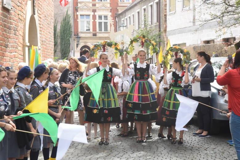 Uroczystości ku czci świętego Urbana I - patrona miasta. Zielona Góra - 9 września 2018.