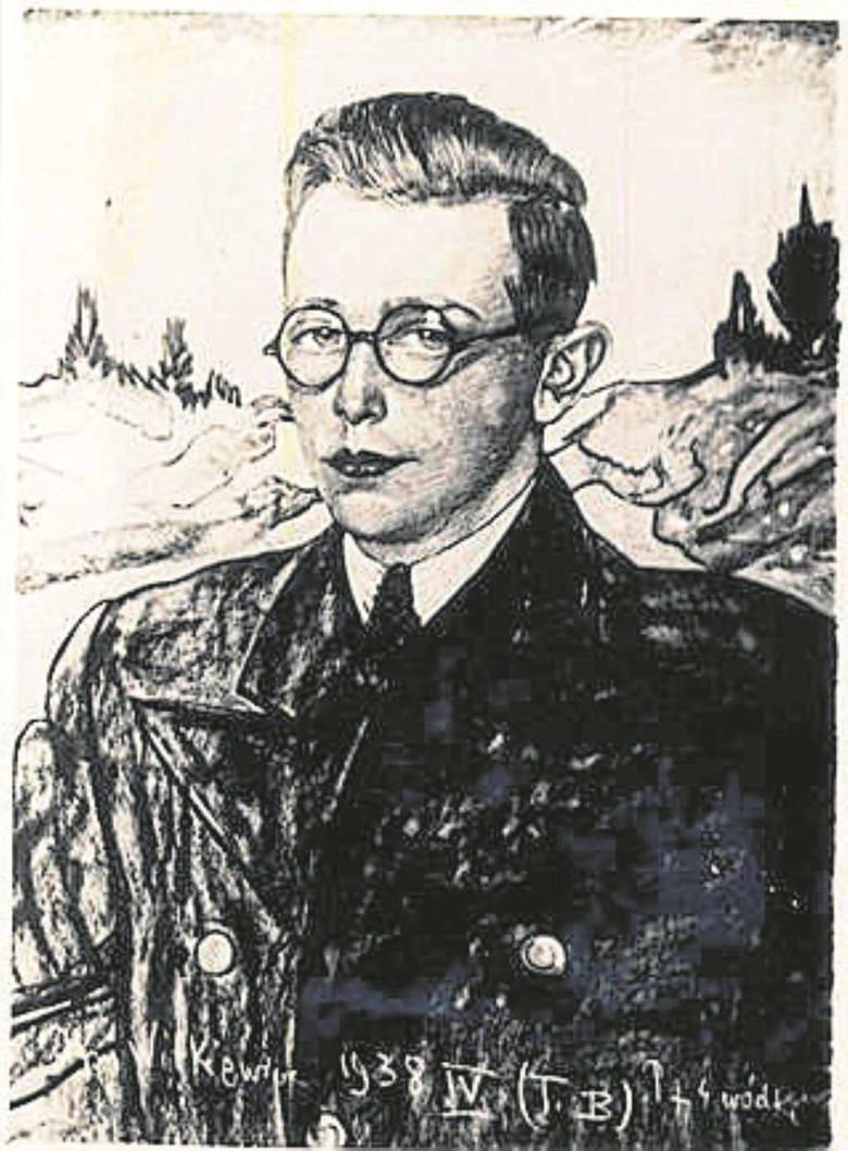 Portret Jerzego Maciaka