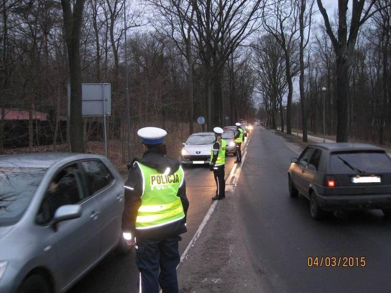 Policjanci z Zielonej Góry zatrzymali pijanego kierowcę. Jechał do pracy mając 1,3 promila.