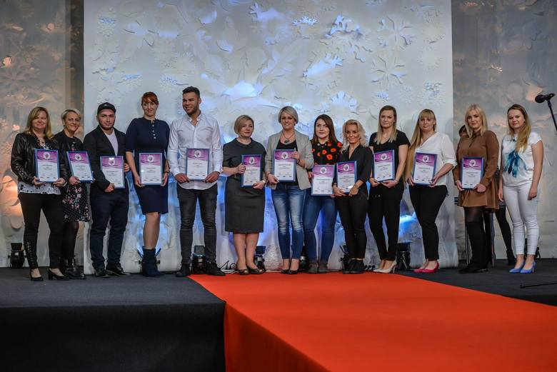 W weekend (6-7 października) podczas Targów Kosmetycznych i Fryzjerskich URODA w Gdańsku zostali nagrodzeni Mistrzowie Urody najlepsi fryzjerzy, kosmetyczki,