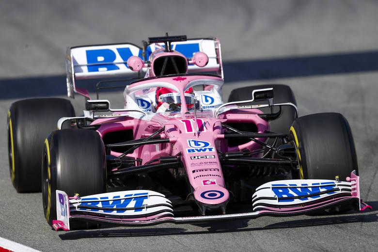 Samochód: RP20Kierowcy: Sergio Perez (Meksyk) i Lance Stroll (Kanada)Kierowca rezerwowy: brak