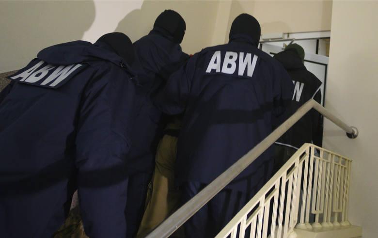 ABW zatrzymało dwóch mężczyzn, podejrzanych o planowanie zamachu z użyciem materiałów wybuchowych i toksycznych substancji
