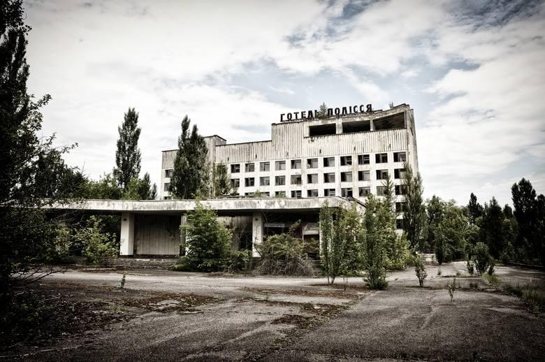 Czarnobyl - 32 lata od wybuchu reaktora. Wycieczka do Czarnobyla. Historia tego miejsca przyciąga turystów.