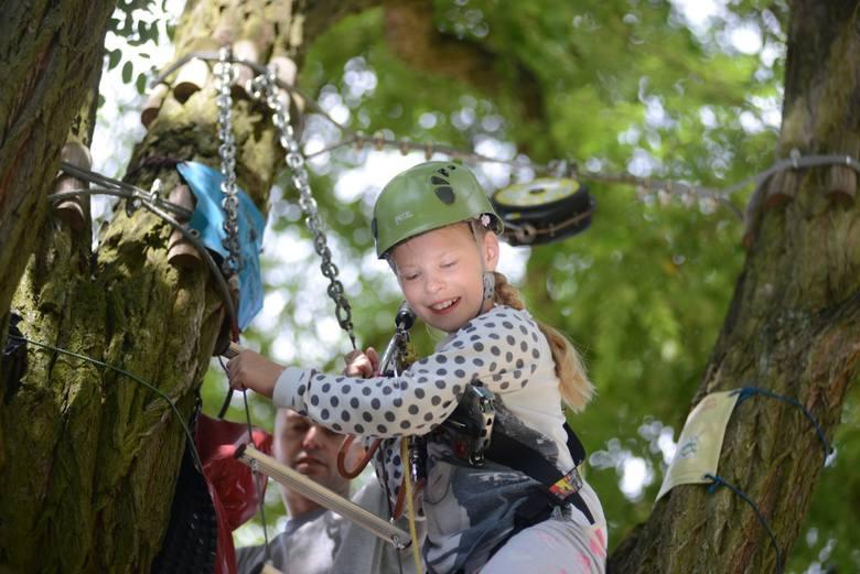 TOP 25 atrakcji dla rodzin z dziećmi w Lubuskiem. Parki linowe, Park Dinozaurów, Majaland, Papugarnie, ZOO. Tu nie będziecie się nudzić!