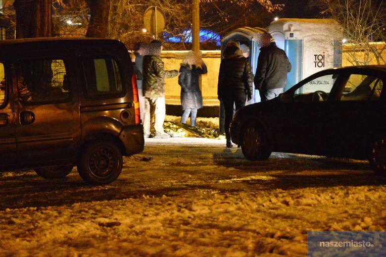 Dyżurny straży miejskiej otrzymał zgłoszenie ze w toi toiu w Parku Sienkiewicza mają przebywać dwaj mężczyźni. Po dotarciu patrolu strażnicy ujawnili