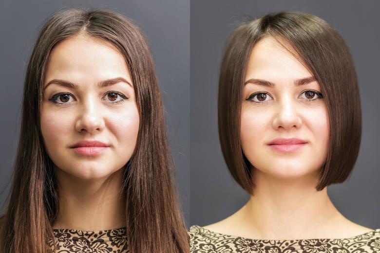 Fryzury wyszczuplające twarz: dzięki nim wysmuklisz rysy. Te uczesania odejmą ci kilka kilogramów. Sprawdź trendy 2020