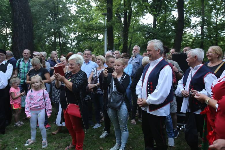 Mysłowice: Wieczór powstańczy w Parku Zamkowym ZDJĘCIA