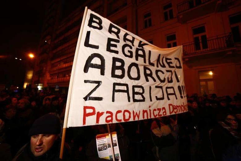Warszawski Strajk Kobiet