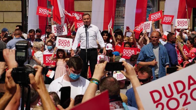 Kto we Wrocławiu głosował na Andrzeja Dudę? Sprawdź!