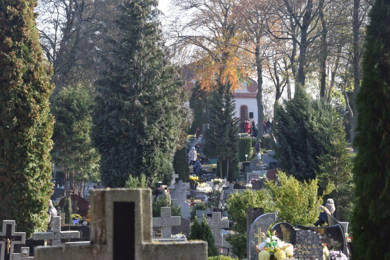Pogrzeb Bogusławy R., pierwszej z trzech ofiar zabójcy z Kołobrzegu
