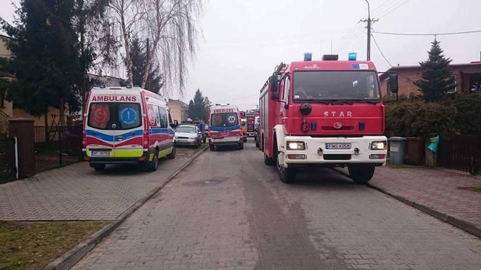 (pij)Do wybuchu samochodowej butli z gazem doszło w środę (23 marca), około godz. 11, w garażu przy ul. Wolności w Sławie.Trzech mężczyzn pracowało w
