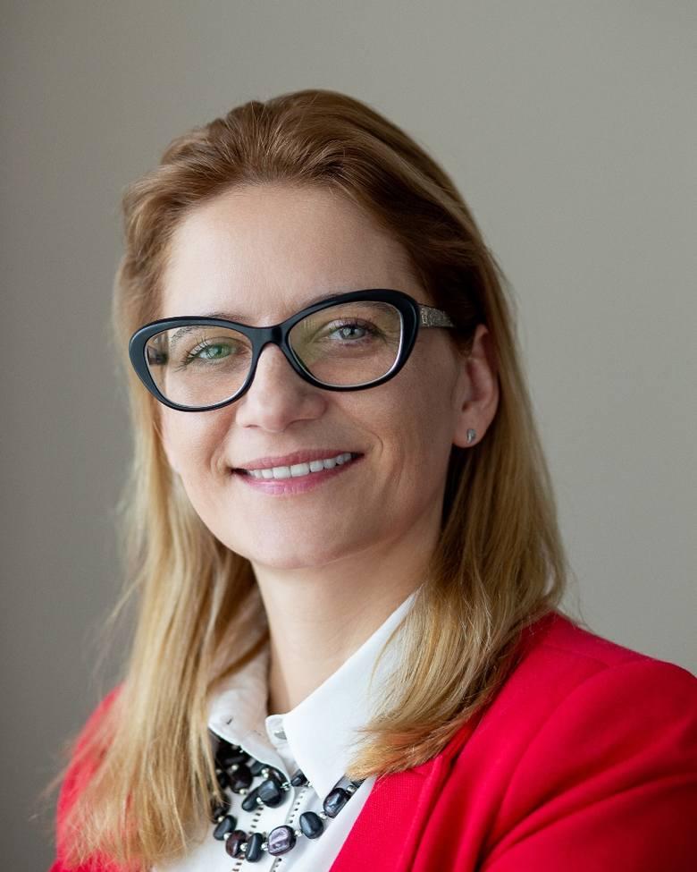 Agata Wleklińska z kancelarii prawnej Ecovis Legal Poland