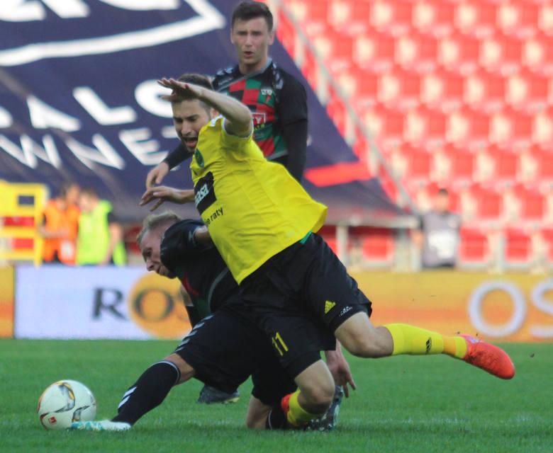 GKS Tychy pokonał GKS Katowice
