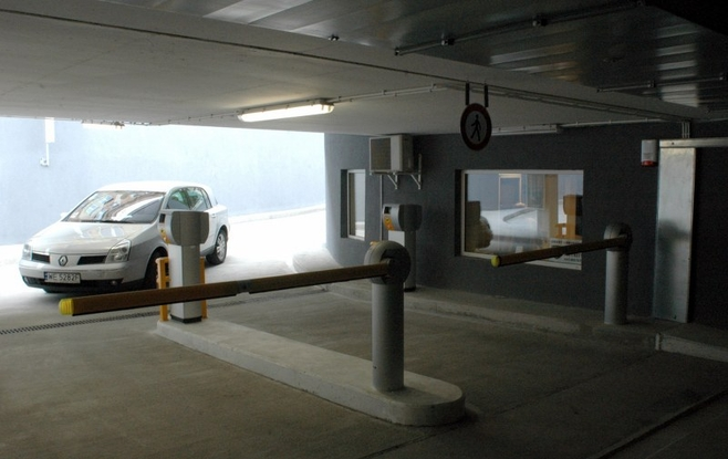 Parking podziemny na placu Wolności podczas trwania Euro nie będzie działał.