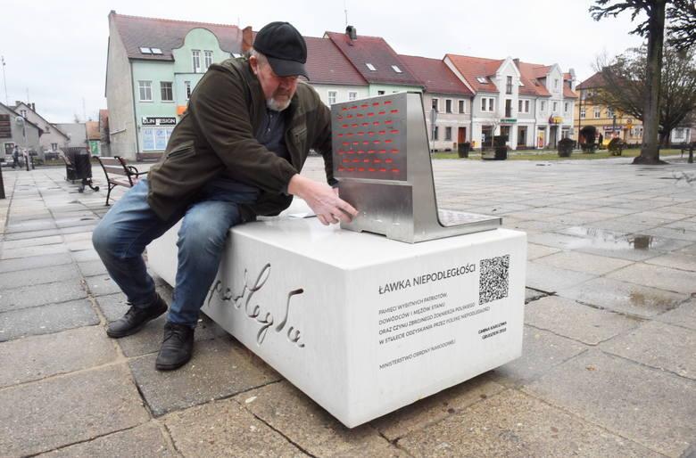 Ministerstwo Obrony Narodowej przyznało dotacje na budowę 143 Ławek Niepodległości. W województwie lubuskim dotacje na budowę multimedialnej ławki otrzymały