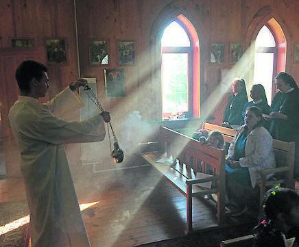 Odpust w polskiej parafii na dalekiej Syberii