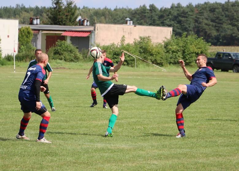 Zawodnicy GKS Bledzew ulegli gościom 1:7.