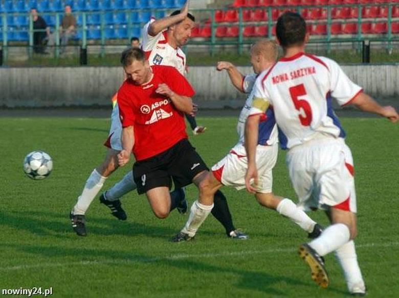Jesienią Karpaty pokonały u siebie Unię 2-0.