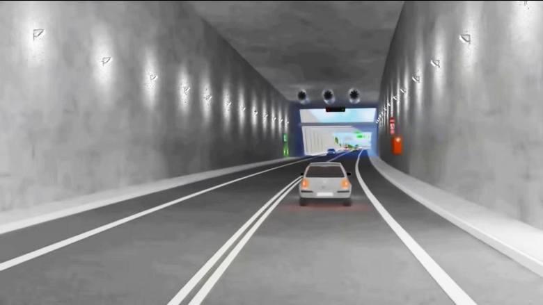 Tunel w Świnoujściu. Prezydent już zaprasza na przejażdżkę. Kiedy? [wizualizacje]