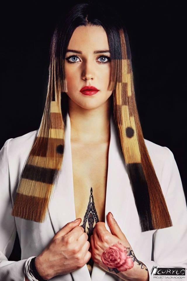 Najlepszy fryzjer w Polsce pochodzi z Tarnowa! Z włosów tworzy dzieła sztuki