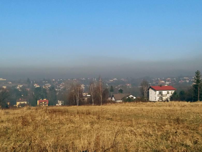 Południe Polski to rejon, gdzie smog jest szczególnym problemem zagrażającym zdrowiu mieszkańców.