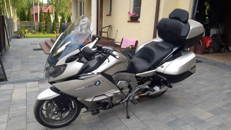 BMW K1600 GTLKLIKNIJ i czytaj więcej o akcji MOTOCYKL ROKU
