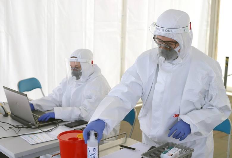 Aktualne ogniska koronawirusa na Podkarpaciu. Zakażenia pacjentów i personelu Wojewódzkiego Szpitala w Przemyślu