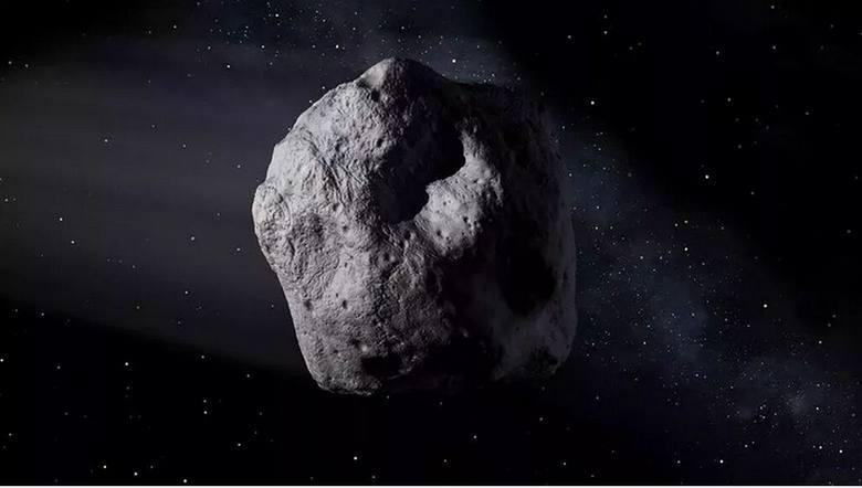 Tak wygląda asteroida Apophis.