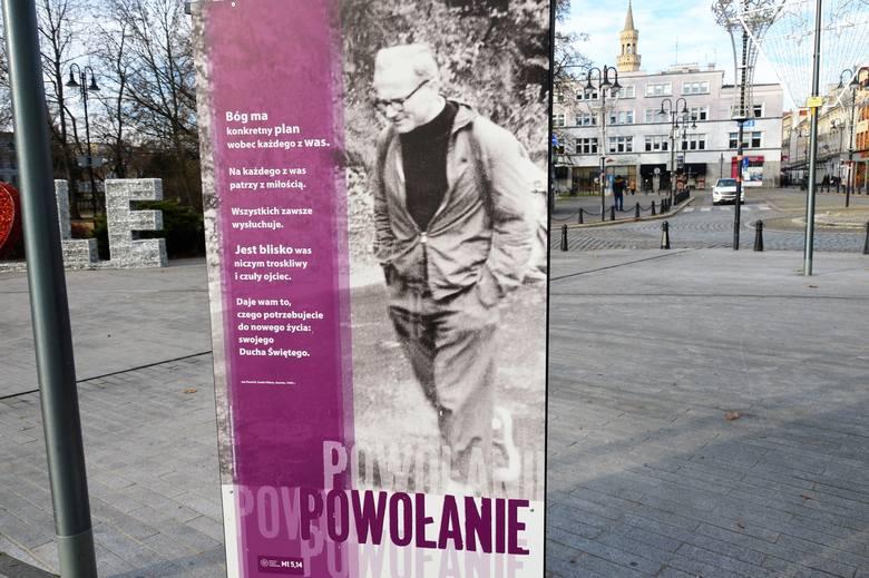Opole. Wystawa o Janie Pawle II i kardynale Wyszyńskim