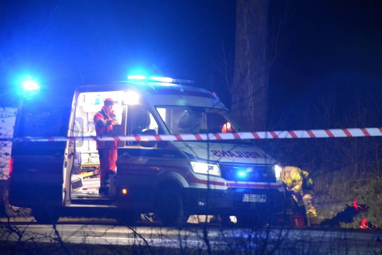 Tragiczny wypadek w Sępólnie Krajeńskim. Jedna osoba nie żyje!