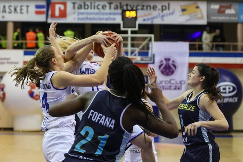 Wisła CanPack Kraków - Nantes Reze Basket