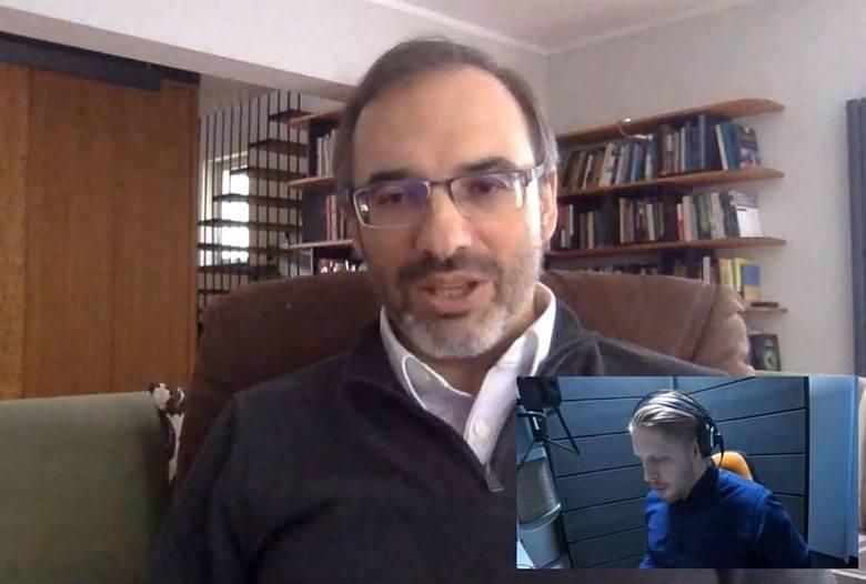 Tomasz Pietrzykowski w rozmowie z Marcinem Zasadą
