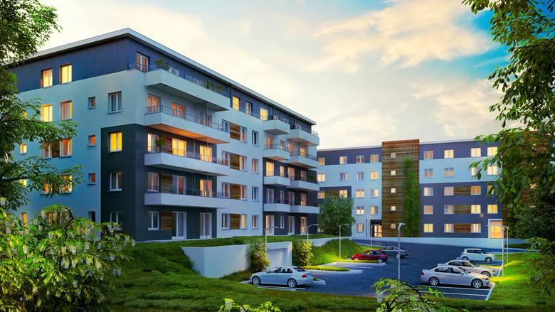 Osiedle Karoliny – Kameralna inwestycja blisko centrum Katowic