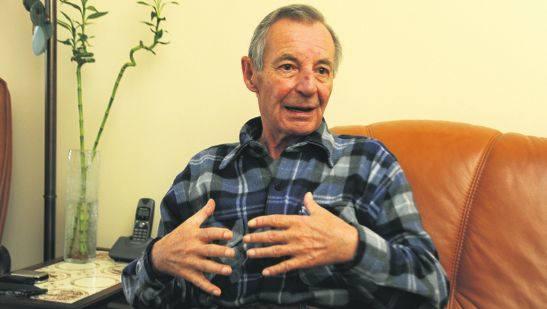 – Gdyby nie pomoc panów Roberta i Łukasza dziś by mnie tu nie było – mówi Jerzy Wybieralski. – Jestem im ogromnie wdzięczny. Dzięki nim wciąż