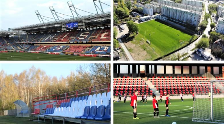 Stadiony Krakowa. Zobaczcie wszystkie! Które wypiękniały po remontach? [NOWE ZDJĘCIA]