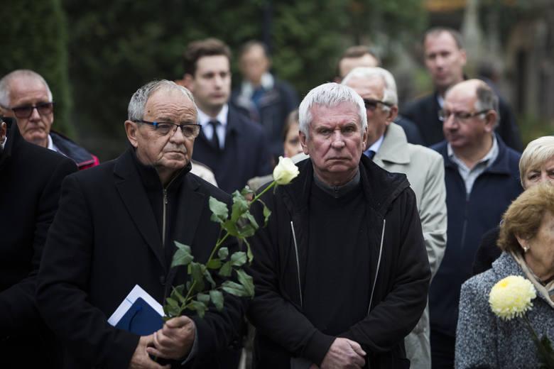 Pogrzeb Anny Szałapak. Znani pożegnali artystkę