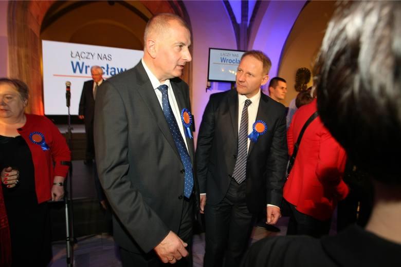 Rafał Dutkiewicz członkiem Platformy Obywatelskiej już w maju? Co to oznacza dla Wrocławia?