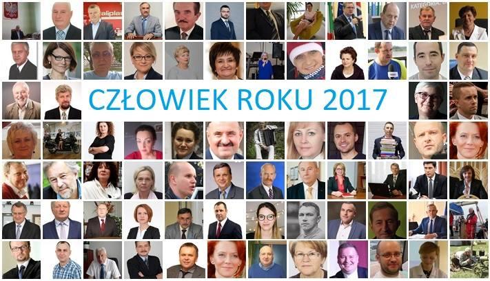 CZŁOWIEK ROKU 2017. Głosowanie zakończone. Sprawdź wyniki