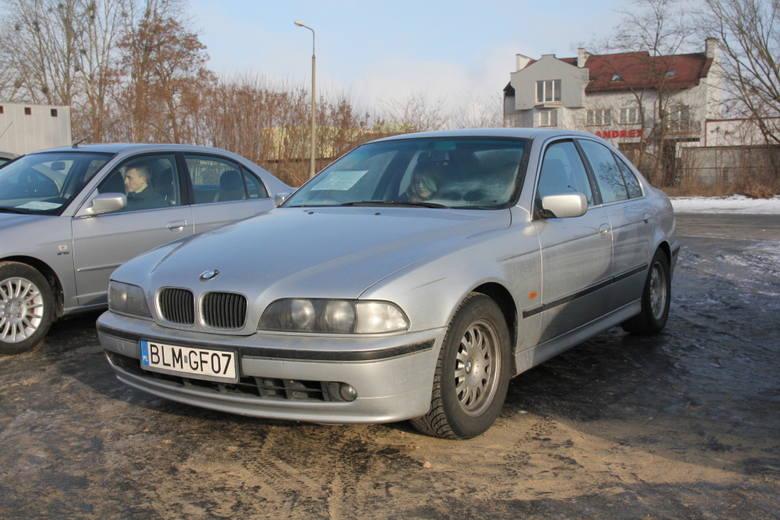 BMW Seria 5, 1999 r., 3,0 D, automatyczna skrzynia biegów, klimatyzacja, webasto, elektryczne szyby i lusterka, 8x airbag, wspomaganie kierownicy, komputer