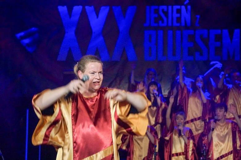 Jesień z Bluesem 2014. Koncert Gospel Joy (zdjęcia, wideo)