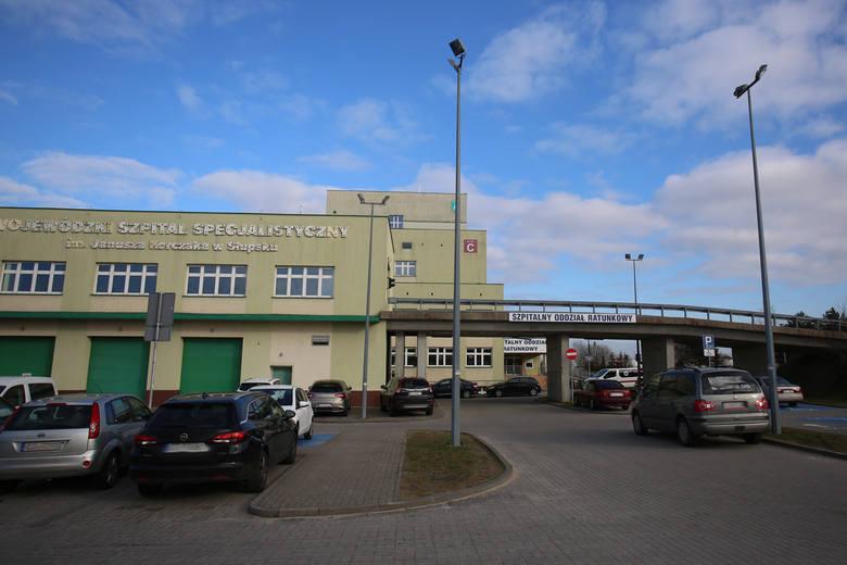 Panie oczekujące na narodziny dziecka przyjeżdżają do szpitala przy ul. Hubalczyków w Słupsku i najpierw kierują się na Szpitalny Oddział Ratunkowy