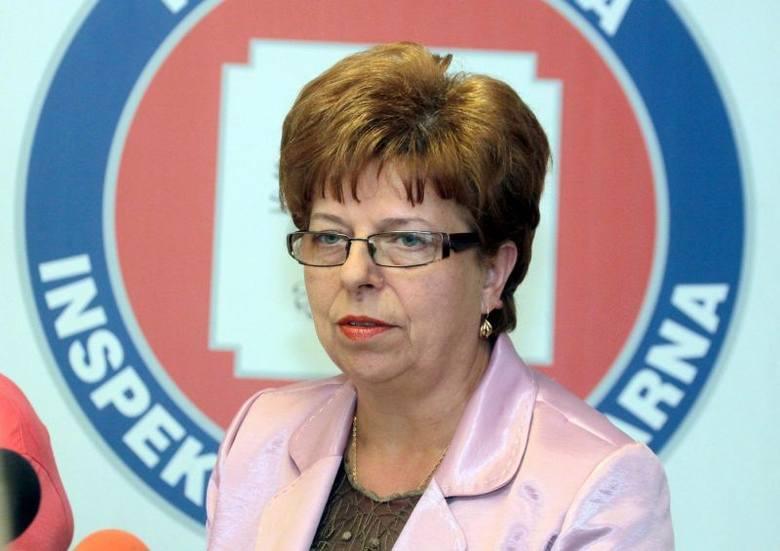 Lucyna Wiśniewska, dyrektor radomskiego sanepidu: W regionie radomskim nie ma osób z podejrzeniem zachorowania na koronawirusa.