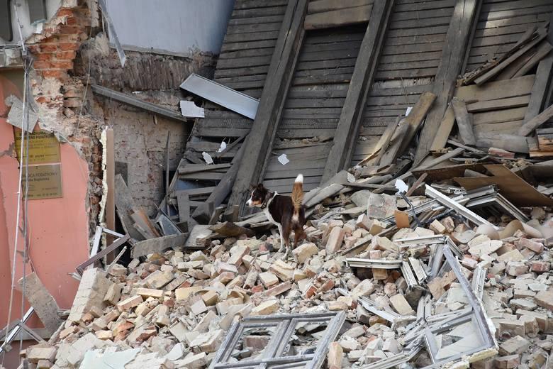 Zawalony Świerklaniec. Prokuratura wszczęła śledztwo w sprawie spowodowania katastrofy zagrażającej życiu i zdrowiu wielu osób