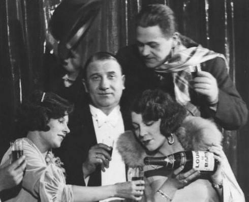 Bodo zagrał w 32 przedwojennych filmach
