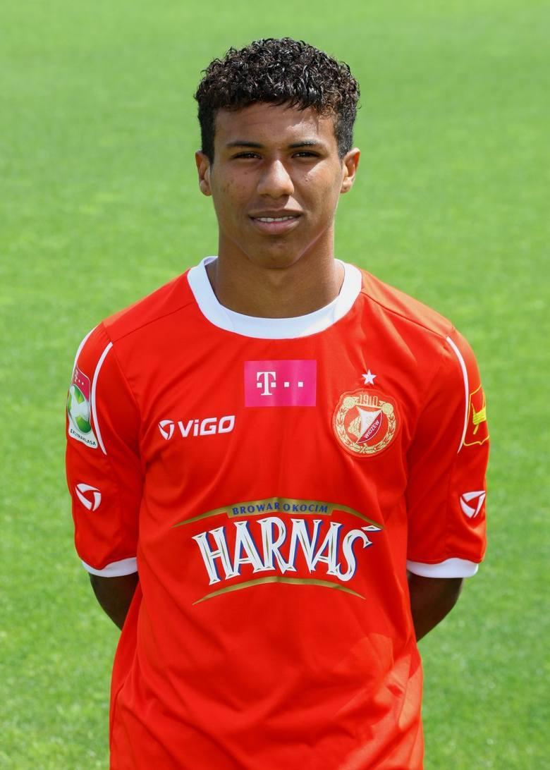 Alex Bruno w tym sezonie zdobył już dwa gole.