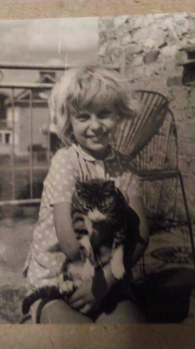 Od najmłodszych lat Kasia kochała koty
