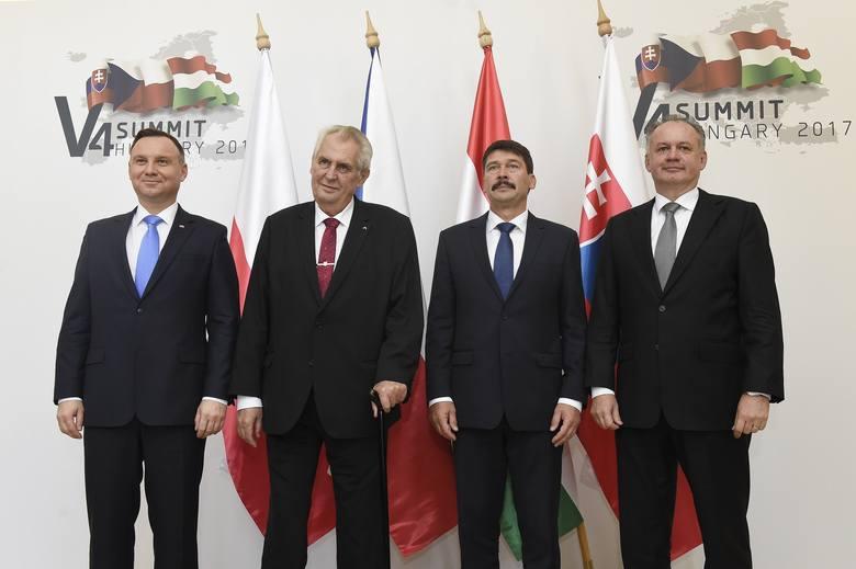 Austria może wkrótce wzmocnić Grupę Wyszehradzką