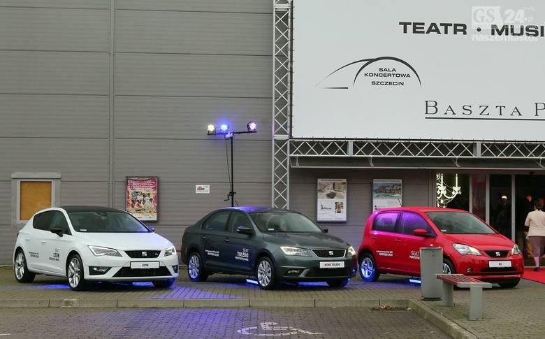 Prezentacja nowego SEATA w Szczecinie [zdjęcia]