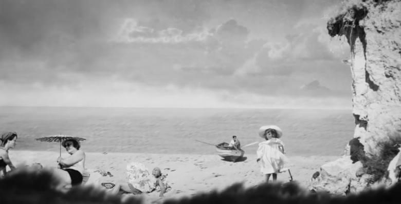 """Zatrzymane w przedwojennych kadrach! Cudowne zdjęcia starej Gdyni zostały """"ożywione""""! Archiwalny Fotoplastikon Online [FILM, ZDJĘCIA]"""