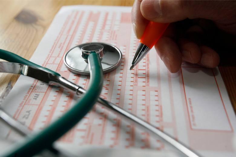 """1. MIT: Wskazanie """"chory może chodzić"""" - mogę podejmować dowolne czynnościWskazanie na druku ZLA oznaczone numerem 2 """"chory może chodzić"""" nie jest tożsame"""